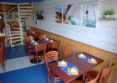 Location de salle evenement professionnels familiaux Concarneau 4 1 - Accueil