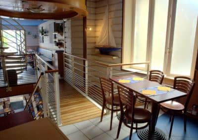 Location de salle evenement professionnels familiaux Concarneau 8 - Accueil